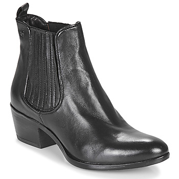 Schuhe Damen Low Boots Dream in Green NWIZZLER Schwarz