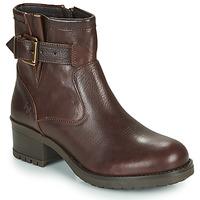 Schuhe Damen Low Boots Dream in Green NETISE Braun