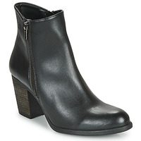 Schuhe Damen Low Boots Dream in Green NACHOU Schwarz