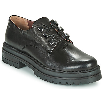 Schuhe Damen Derby-Schuhe Dream in Green NARGEE Schwarz