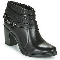 Schuhe Damen Low Boots Dream in Green NEGUS Schwarz