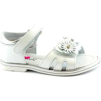 Schuhe Mädchen Sandalen / Sandaletten Balocchi BAL-E20-101311-BI-a Bianco