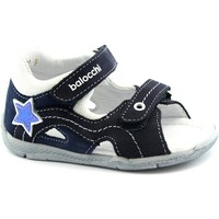 Schuhe Kinder Sandalen / Sandaletten Balocchi BAL-E20-102156-BL-a Blu