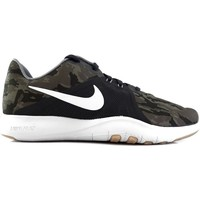 Schuhe Damen Fitness / Training Nike Flex Trainer Print Grau
