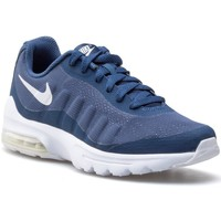 Schuhe Jungen Sneaker Low Nike Air Max Invigor GS Dunkelblau
