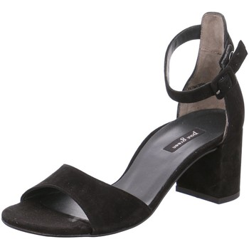 Schuhe Damen Sandalen / Sandaletten Paul Green Sandaletten 7469 7469-044 schwarz