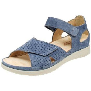 Schuhe Damen Sandalen / Sandaletten Hartjes Sandaletten 112032-42-42 blau
