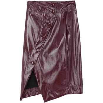 Kleidung Damen Röcke Annarita N  Bordeaux