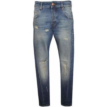 Kleidung Herren Slim Fit Jeans Don The Fuller  Blau