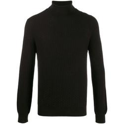 Kleidung Herren Pullover Tagliatore  schwarz