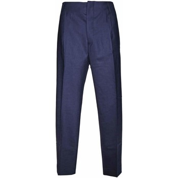 Kleidung Herren Anzughosen Be Able  Blau