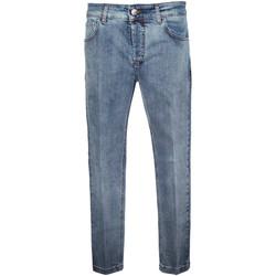 Kleidung Herren Slim Fit Jeans Entre Amis  Blau