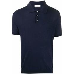 Kleidung Herren Polohemden Ballantyne  Blau