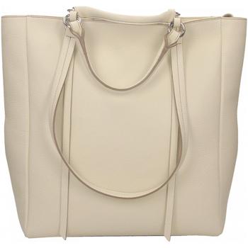 Taschen Damen Umhängetaschen Coccinelle MINERVA n11-chalk
