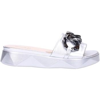 Schuhe Damen Pantoffel Jeannot 33124 Multicolore
