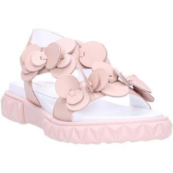 Schuhe Damen Sandalen / Sandaletten Jeannot 37138 Multicolore