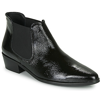 Schuhe Damen Boots Fericelli NANARUM Schwarz