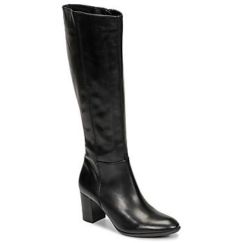Schuhe Damen Klassische Stiefel Fericelli NAVAROIS Schwarz