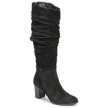 Schuhe Damen Klassische Stiefel Fericelli NEIGNET Schwarz