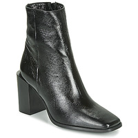 Schuhe Damen Low Boots Fericelli NRETZEL Schwarz