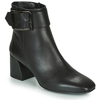 Schuhe Damen Low Boots Fericelli NUCHE Schwarz