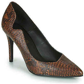 Schuhe Damen Pumps Fericelli NANELE Braun