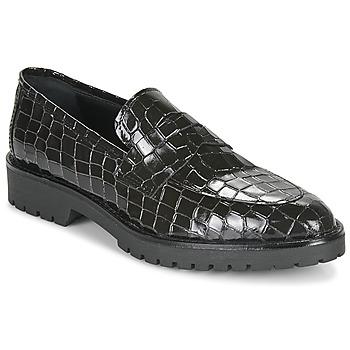 Schuhe Damen Slipper Fericelli NORNUELLE Schwarz