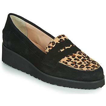 Schuhe Damen Slipper Fericelli NECLAIR Schwarz
