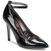Schuhe Damen Pumps Shellys London STAR Schwarz / Glitterfarbe