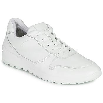 Schuhe Herren Sneaker Low Casual Attitude NOUCHE Weiss