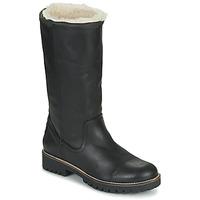 Schuhe Damen Klassische Stiefel Casual Attitude NESCAGO Schwarz
