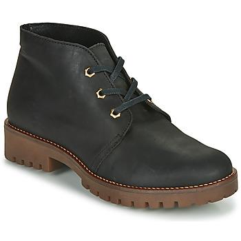 Schuhe Damen Boots Casual Attitude NIBELLULE Schwarz
