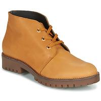 Schuhe Damen Boots Casual Attitude NIBELLULE Camel