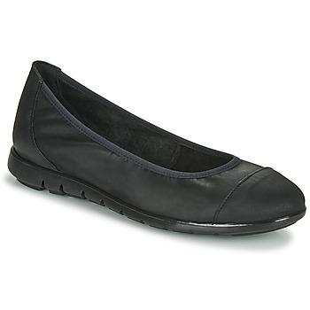 Schuhe Damen Ballerinas Casual Attitude NOURMI Schwarz