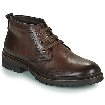 Schuhe Herren Boots Casual Attitude NENDAME Braun