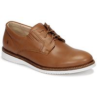 Schuhe Herren Derby-Schuhe Casual Attitude NOCCINEL Braun