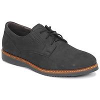 Schuhe Herren Derby-Schuhe Casual Attitude NOCCINEL Schwarz