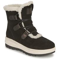 Schuhe Damen Boots Casual Attitude NAREIGNE Schwarz