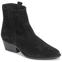 Schuhe Damen Low Boots Casual Attitude NAUTERELLE Schwarz