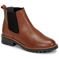 Schuhe Damen Boots Casual Attitude NRIQUET Camel