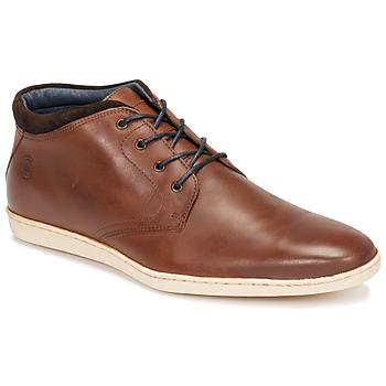 Schuhe Herren Boots Casual Attitude CALER Camel / Braun