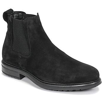 Schuhe Herren Boots Casual Attitude NONILLE Schwarz