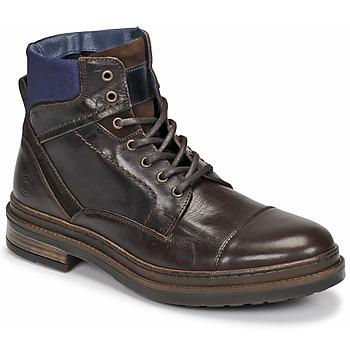 Schuhe Herren Boots Casual Attitude NYSOPE Braun