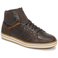 Schuhe Herren Sneaker High Casual Attitude NOURDON Braun