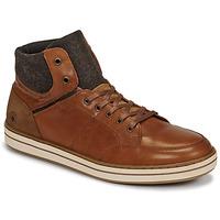 Schuhe Herren Sneaker High Casual Attitude NOURDON Camel