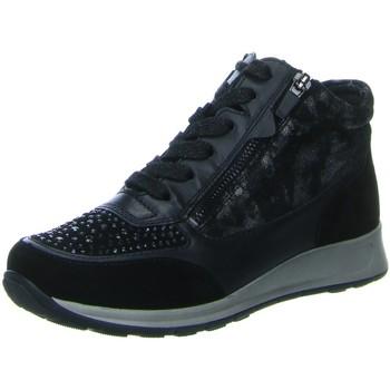 Schuhe Damen Stiefel Ara Stiefeletten 12-44504-01 schwarz