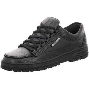 Schuhe Herren Derby-Schuhe & Richelieu Mephisto Schnuerschuhe 714 Mamouth CRUISER 714 schwarz