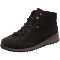 Schuhe Damen Stiefel Finn Comfort Stiefeletten 02239-046099 schwarz