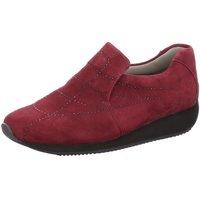 Schuhe Damen Slipper Diverse Slipper Slipper Gil, Weite G 12-42604-10 rot