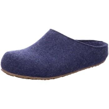 Schuhe Herren Hausschuhe Haflinger NV 711033 blau